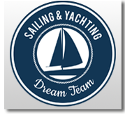 logo sailing yachting dream team
