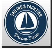 logo sailing yachting dream team