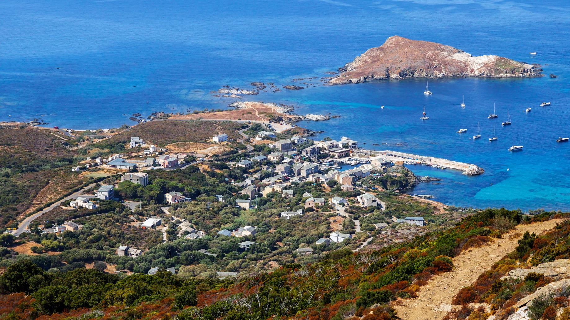 Centuri, Korsika