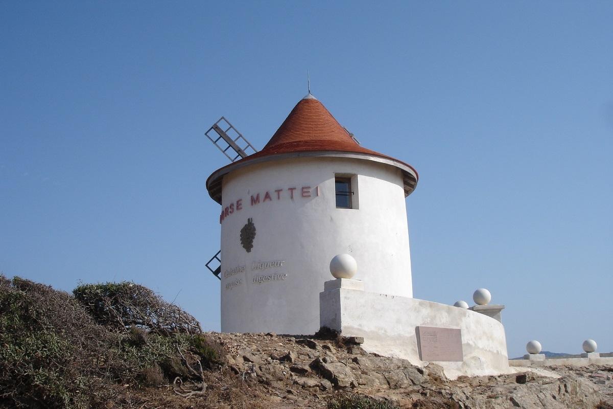 moulin mattei corsica