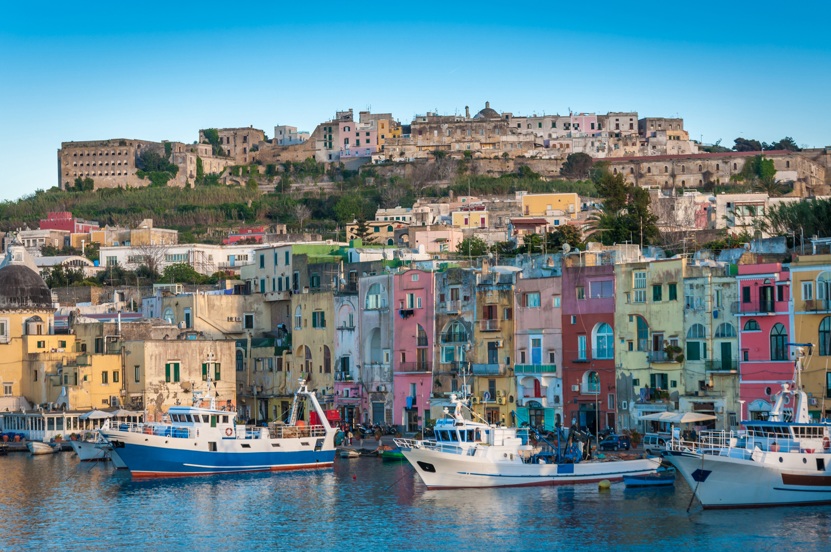 Procida, Naples, Italy