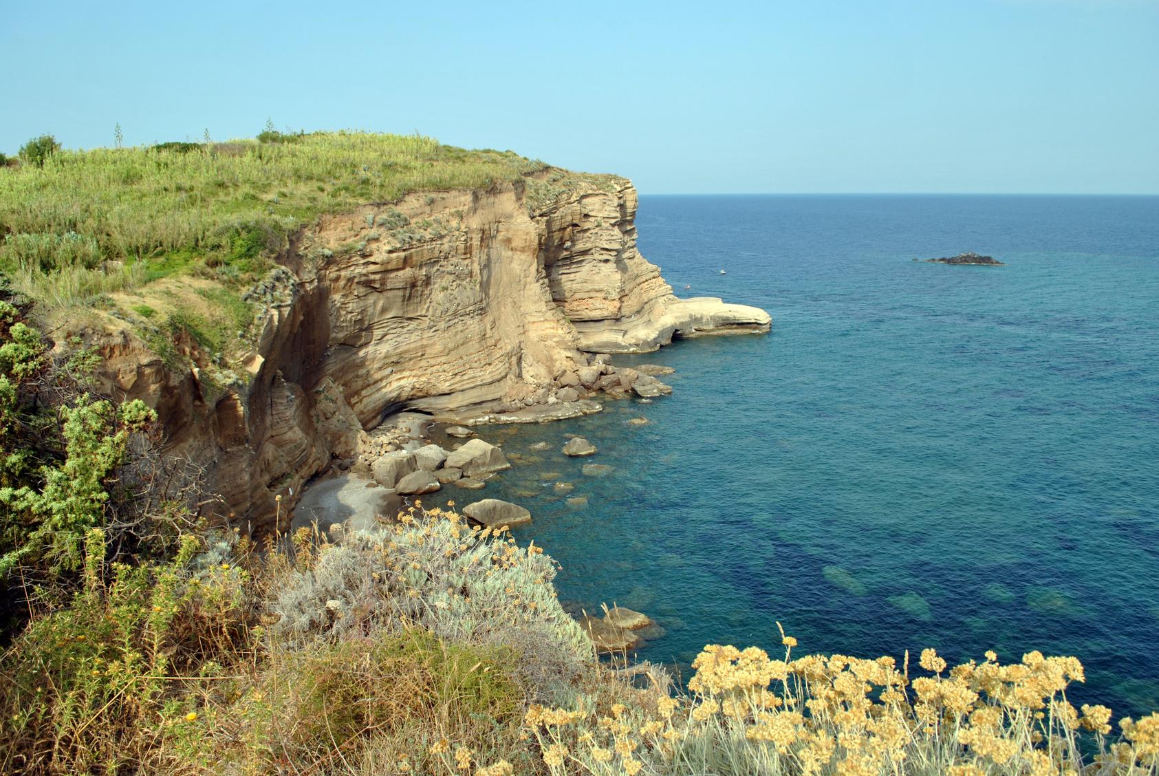 Ventotene - Cala Bosco